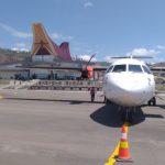 Bandara Buntu Kuni' (BBK) di Mengkendek, Kabupaten Tana Toraja, Sulawesi Selatan
