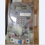 Ilustrasi meteran listrik bersubsidi
