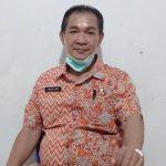 Kepala Disnakertrans Kabupaten Torut, Ir. Inrias Duma', M.Si
