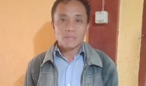Kepala Lembang Pesondongan, Yulianto Mari
