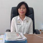 Kepala DPM-PTSP Kabupaten Torut, Dra. Mulyati S. Tikupadang