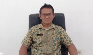 Kepala Disdukcapil Kabupaten Torut, Yoel Tandiembong, SH, MH